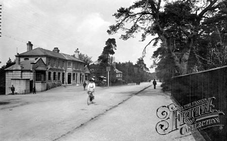 Railway Hotel c 1903