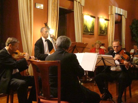 música en vivo en Mansión Abaco