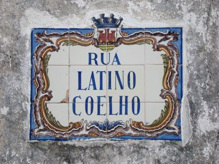 Rua Latino Coelho