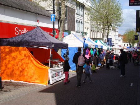 Aldershot international market