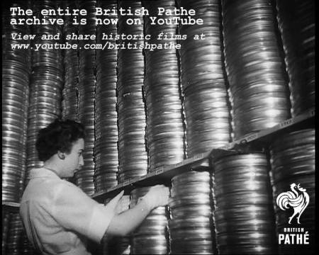 British Pathé archive on youtube