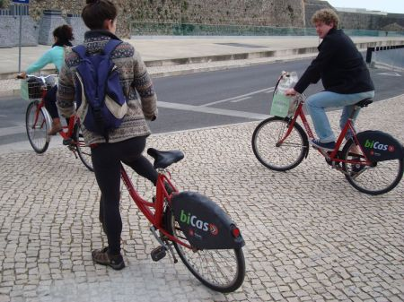Cascais cycle hire