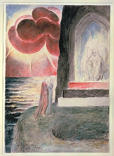 Gate of Purgatory -- William Blake