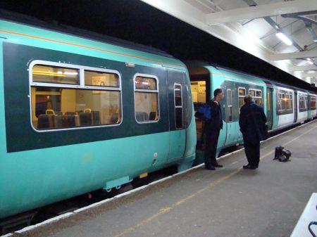 Guildford-Aldershot-Ascot line