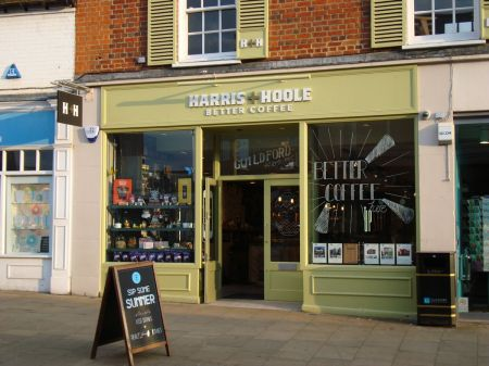 Harris + Hoole, North Street, Guildford