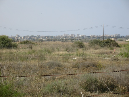ghost town of Famagusta sealed off behind rusting razor wire