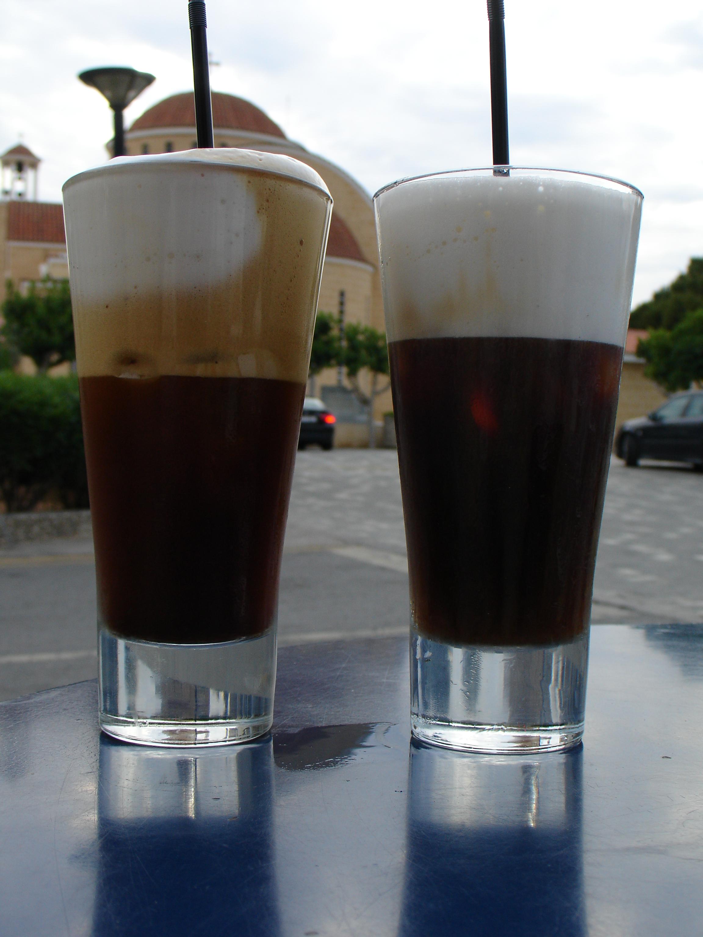 freddo espresso machine