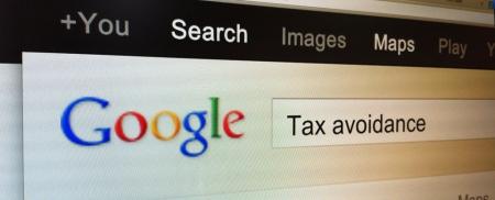 Google tax dodger