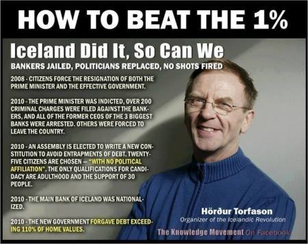 Iceland did it ... so can we