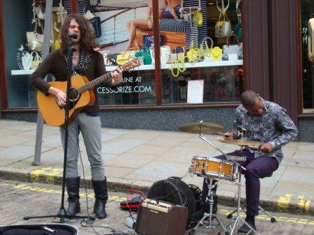 music in the High Street