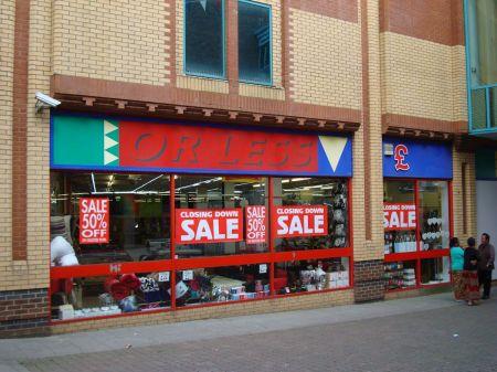Aldershot retail