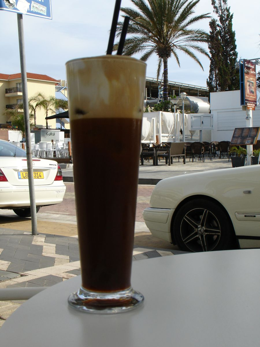 how to make freddo cappuccino