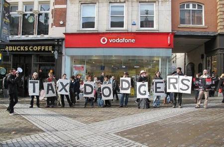 Vodafone tax dodgers