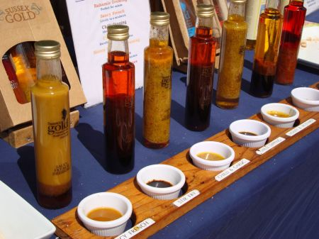 infused oil seed rape oil