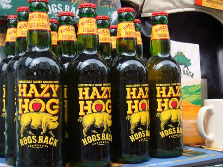 Hazy Hog from Hogs Back Brewery