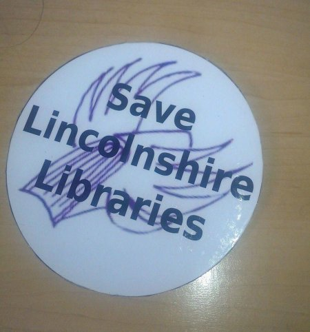 Save Lincolnshire Libraries