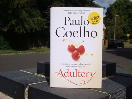 Adultery half price at WHSmith