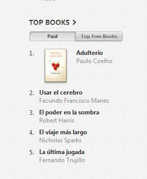 Adultery international best seller