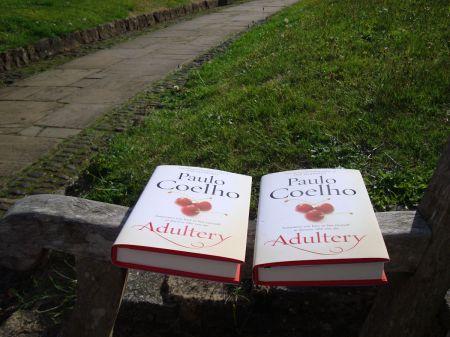 Adultery two copies in Farnham churchyard