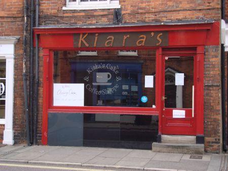 Kiara's closed