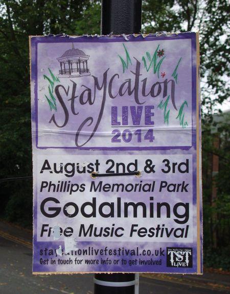 Staycation Live 2014