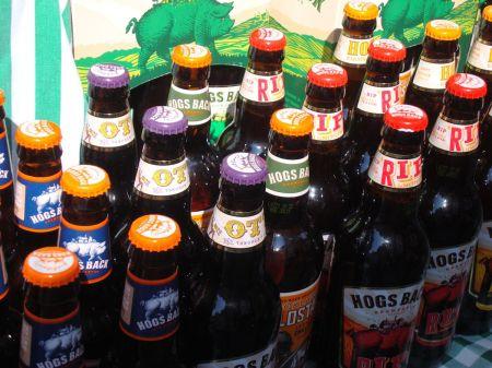 Hog's Back Brewery