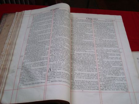 Vinegar Bible