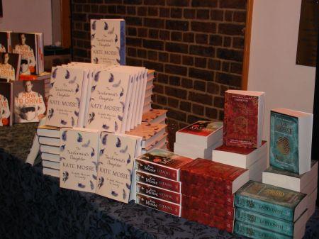Kate Mosse books