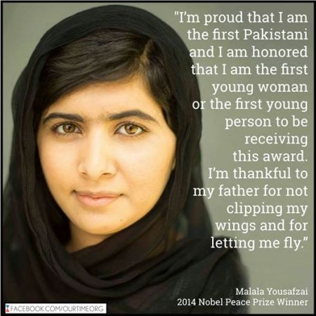 Malala Nobel Peace Prize