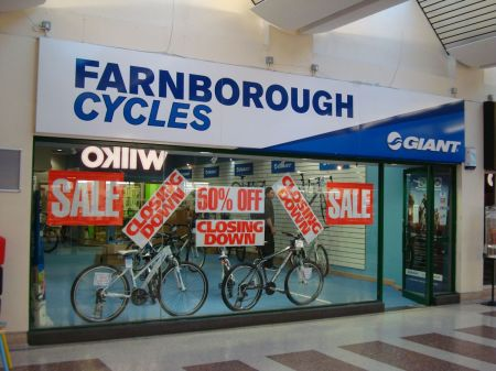 Farnborough Cycles