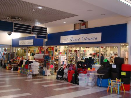 no compensation paid to retailer forced to relocate