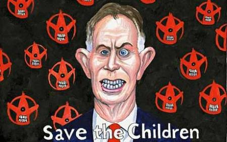 Tony Blair Save the Children