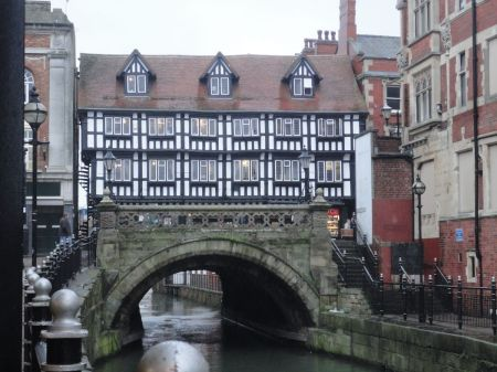 Stokes on High Bridge