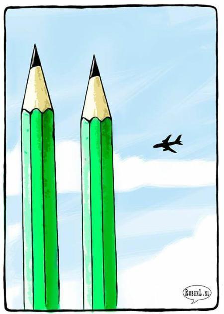 twin pencils