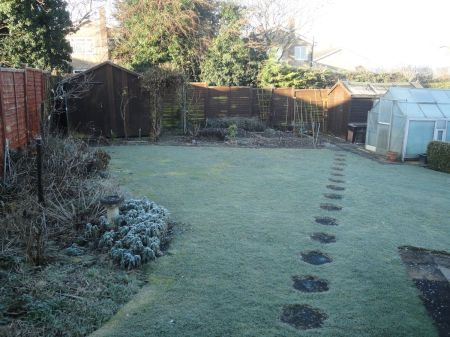cold frosty morning