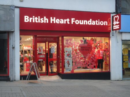 British Heart Foundation Aldershot