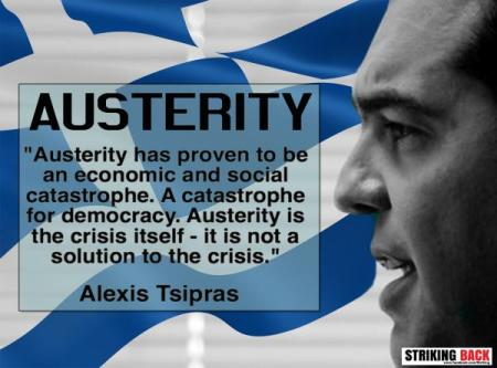 Austerity is the crisis not the solution