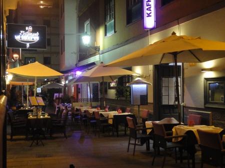 restaurantes no ocupados