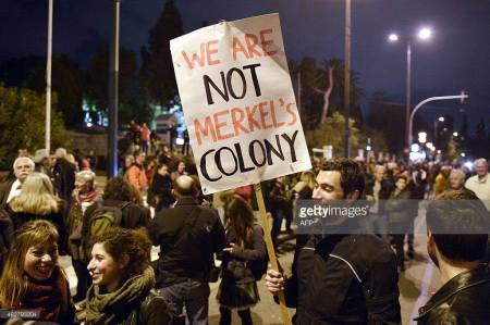 We Are Not Merkel's Colony