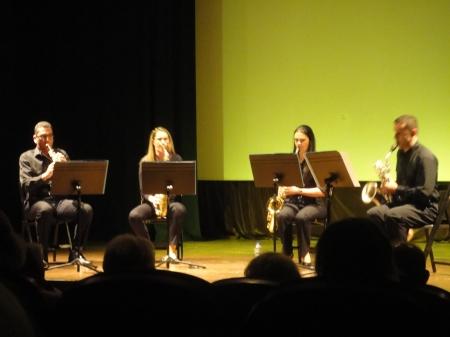 Cuarteto de Saxofones Iarmolo