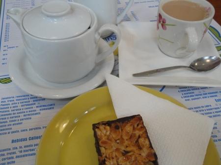 florentina y té