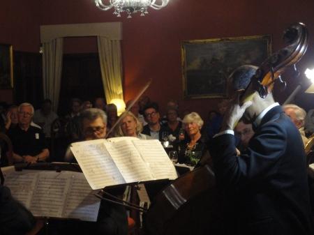 Cuarteto Capriccio en Concierto en Abaco