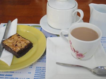 té y florentina