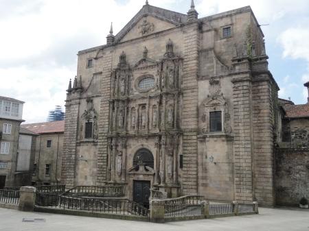 Monasterio de San Martín  Pinario