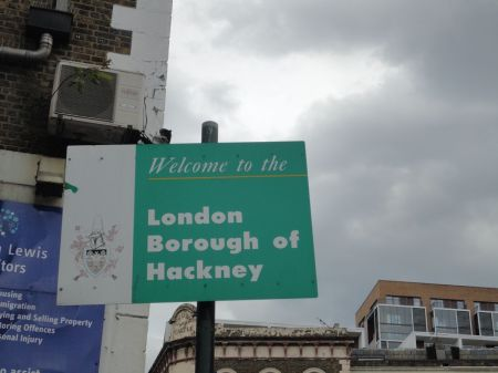 Welcome to Hackney