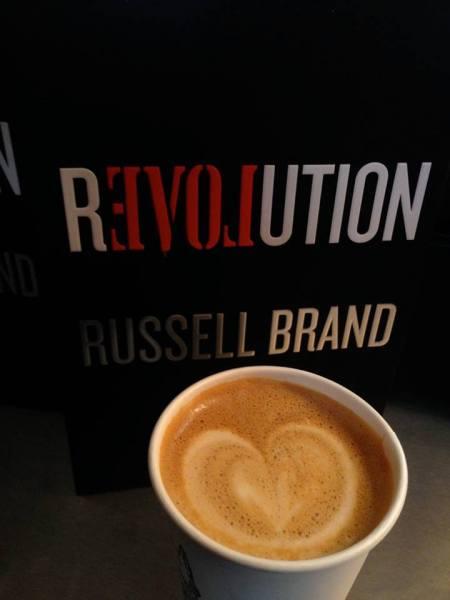 Revolution - Russell Brand