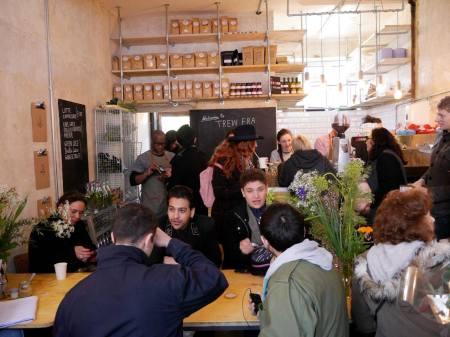 The Trew Era Cafe