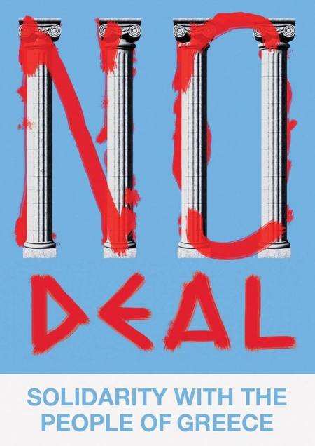 Greece No Deal