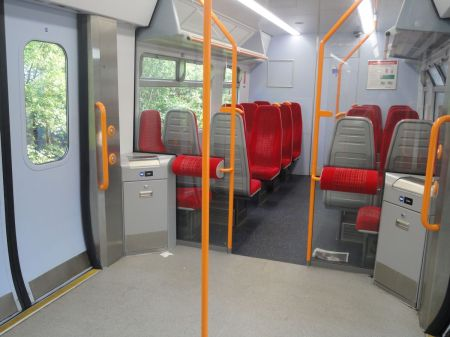 refurbished trains