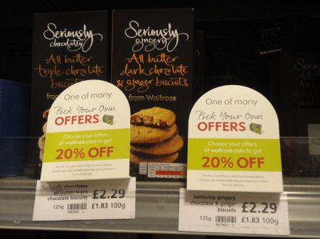 Waitrose pick your own offers